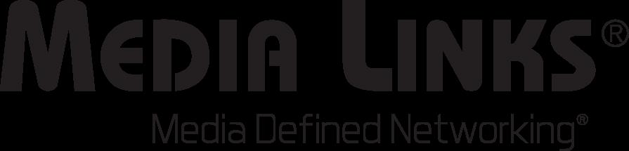 Media Links logo